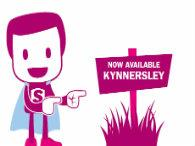 Superfast Broadband speeds reach Kynnersley