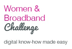 £146,000 funding secured for Women and Broadband project